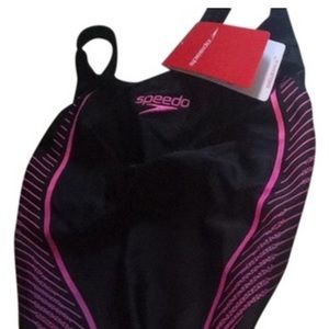 Speedo suit NWT